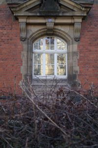 Foto eines Gebäudes der Ermekeilkaserne