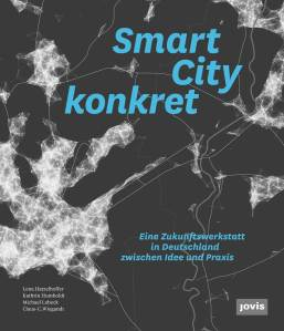 "Cover des Endberichtes der Evaluation des Smart-City-Projektes ""T-City Friedrichshafen"", ISBN 978-3-86859-161-3"
