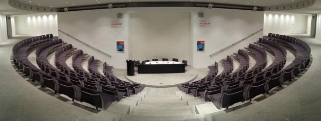 Foto des Forum des Kunstmuseums Bonn