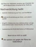 """Flugblatt der Bürgerinitiative """"Rettet die Amerikanische Siedlung Plittersdorf"""" (RASP), S. 3"""