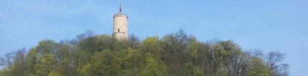 Foto der Godesburg in Bonn Bad Godesberg