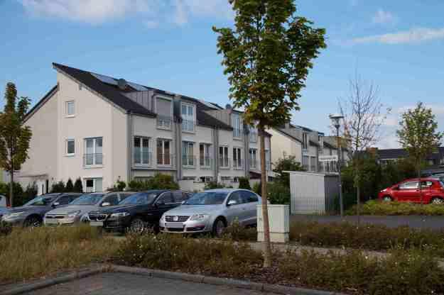 Foto aus dem Wohnpark 1 in Bonn Vilich-Müldorf / 18.9.2016