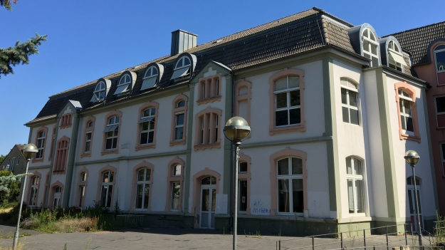Foto der Fassade des ehemaligen Paulusheims