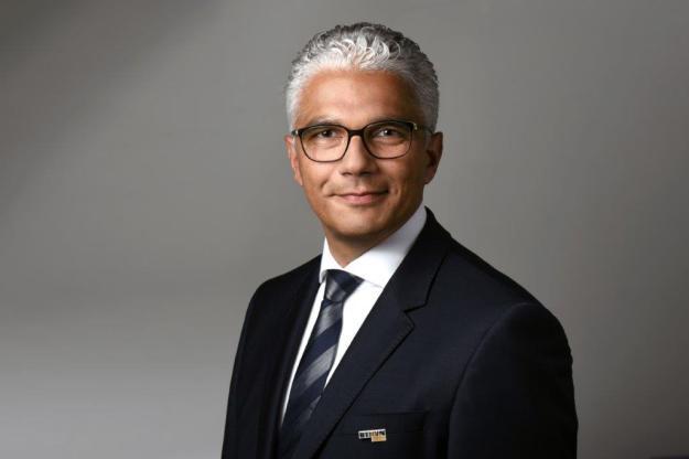 Foto des Oberbürgermeisters der Stadt Bonn, Ashok Sridharan